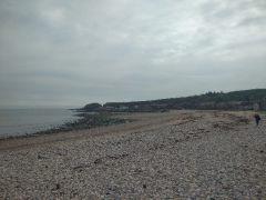 Strand von Stonehaven